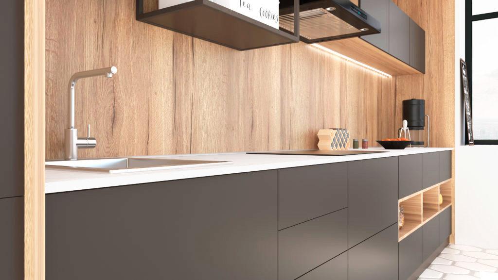 Muebles de cocina de ultima generacion