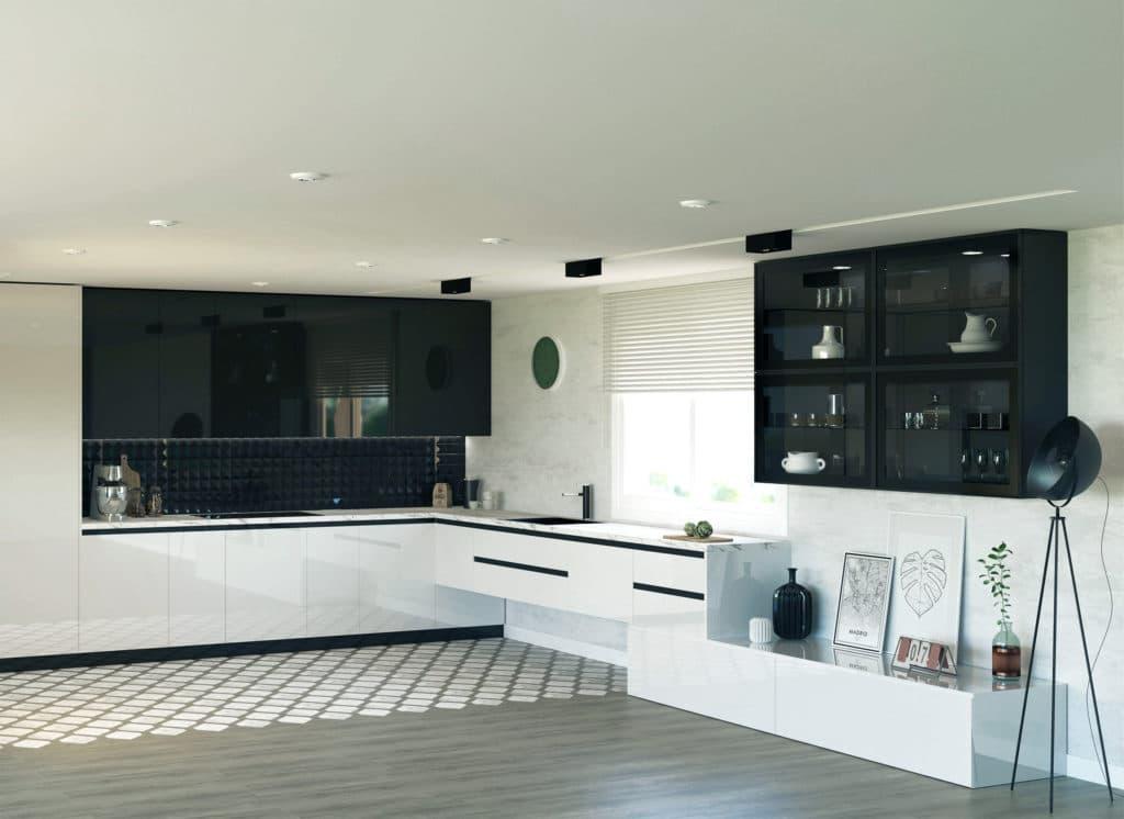 Cocinas Escenium Haus Tableros Hidrofugos
