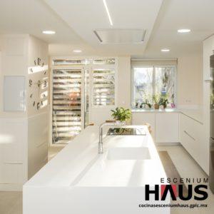 Cocinas Escenium Haus Facilidad de limpieza Modelo Altea Gola