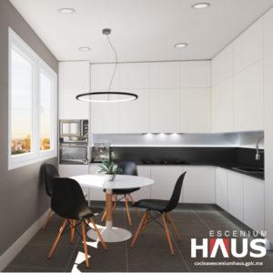 Cocinas Escenium Haus La iluminacion