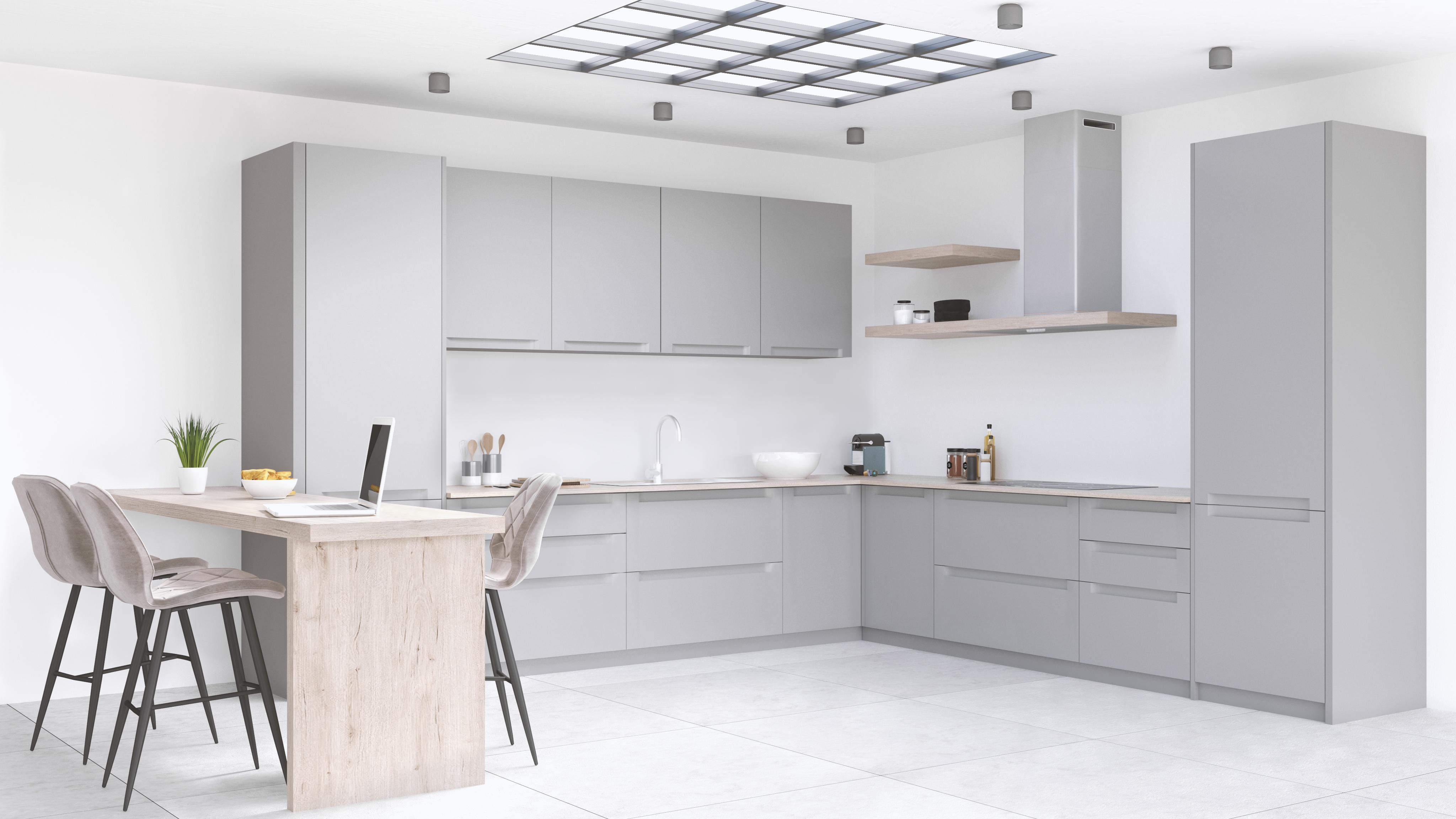 Cómo evolucionara el diseño de cocinas tras el confinamiento. Modelo Oporto